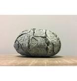 Rasteli Stone tealight holder, cement gray