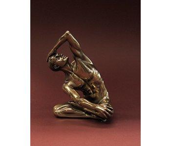 BodyTalk Fisicoculturista ejercitando, desnuda - M