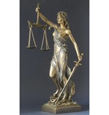 BodyTalk Lady Justice, symbol of justice