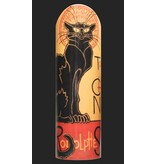 Mouseion Vase Le Chat Noir, Steinlen, Silhouette d'Art