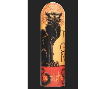 Mouseion Vase Le Chat Noir, Steinlen