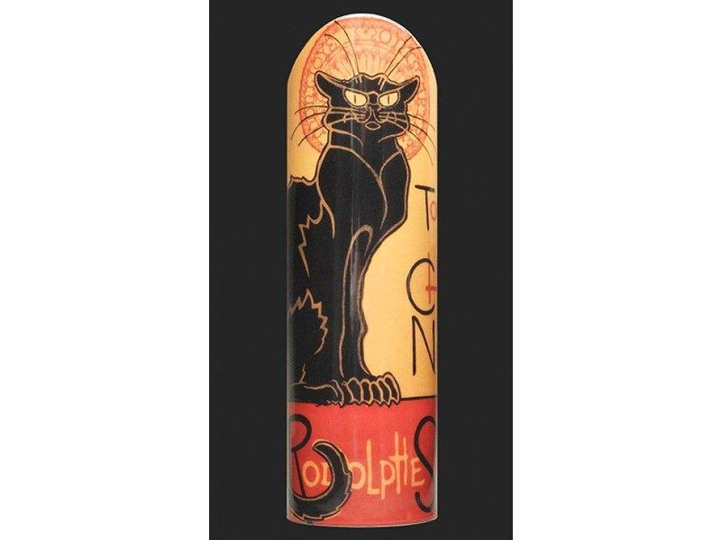 Mouseion Florero Le Chat Noir, Silueta De Arte