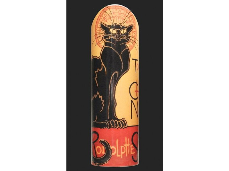 Mouseion Vaas Le Chat Noir, Steinlen, Silhouette d'Art