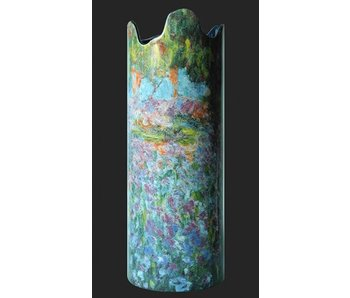 Mouseion Vase Iris, Monet