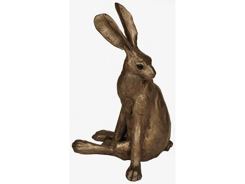 Frith Hase Skulptur Hartpury Der Gloucestershire Hase