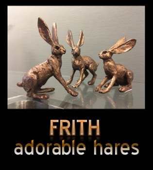 Frith animal sculptures