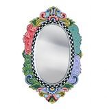 Toms Drag Oval mirror Versailles