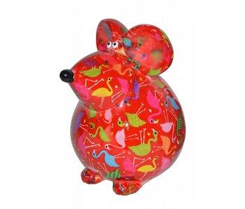 Pomme-Pidou Money bank mouse Iki