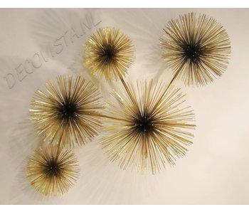 C. Jeré Wandskulptur  Urchin (Pom Pom)