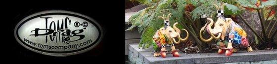 esculturas de animales