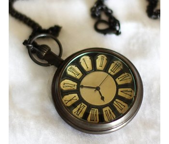 Baroque House of Classics Pocketwatch Ghandi