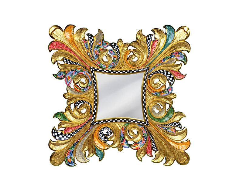 Toms Drag Mirror Majestic XXL