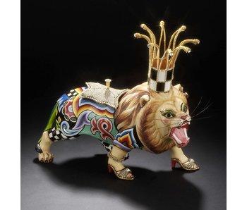 Toms Drag Lion - Lion Drag Clarance Crystal