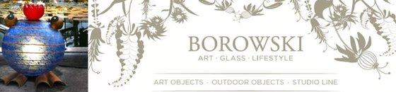 BOROWSKI GLASS ART