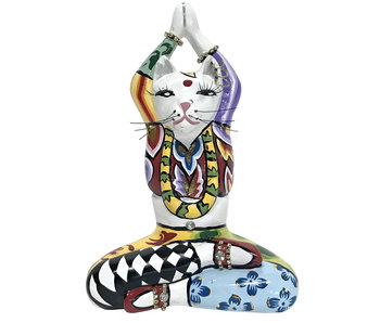 Toms Drag Yoga cat figurine Swami  - S