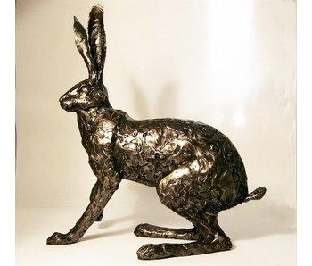 Frith Haas sculptuur - geschrokken