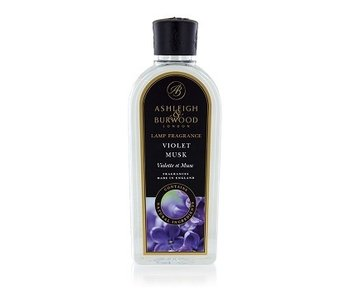 Ashleigh & Burwood Violet Musk (Isabella) Duftöl - 500 ml
