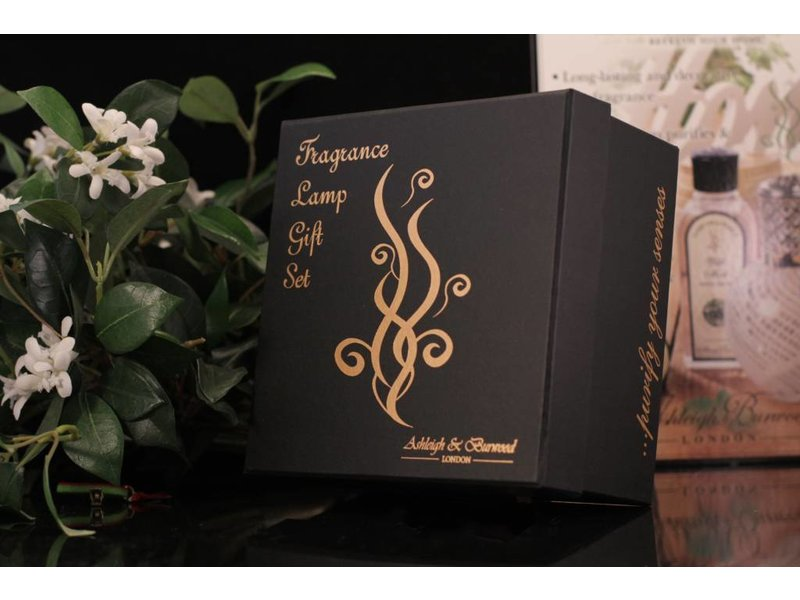Ashleigh & Burwood Lámpara de la fragancia  A Kiss from a Rose - L
