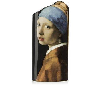 Silhouette d'Art - John Beswick Vase Joh. Vermeer - Das Mädchen mit dem Perlenohrring