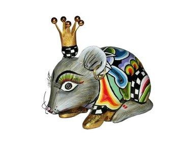 Toms Drag Muis Fred dierenbeeldje