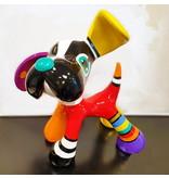 Jacky Art Stanley, vrolijk dierenbeeldje