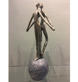 Dekorative Figur Balancing
