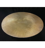 Colmore Round, metal table