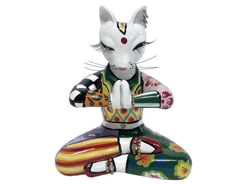 Toms Drag Yoga Katze Sadhu - S