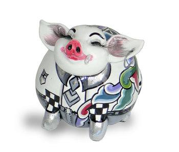 Toms Drag Glücksschweinchen Hendrik