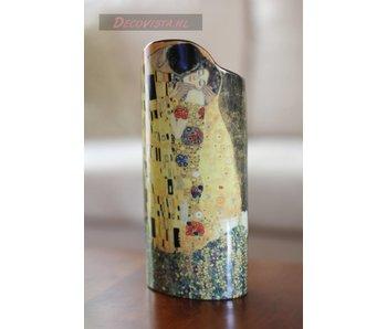 Silhouette d'Art - John Beswick Jarrón de Museo - Gustav Klimt - The Kiss