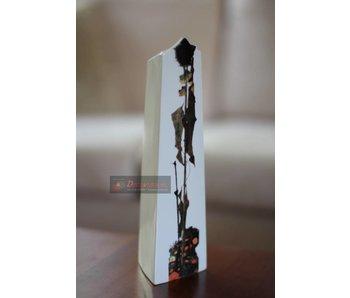 Silhouette d'Art - John Beswick Bloemenvaas - vaas Schiele
