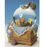 Musicboxworld Music box water ball Aquarium