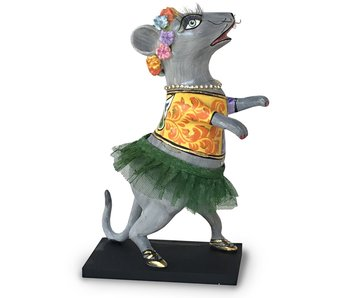 Toms Drag Mouse Lizzy, mouse figurine