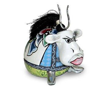 Toms Drag Vaca Walter, blanca