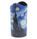 Silhouette d'Art - John Beswick Vase Die Sternennacht (1889) von Vincent van Gogh, Kunstvase