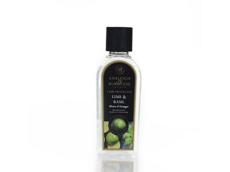 Ashleigh & Burwood Geurlampolie Lime & Basil van Ashleigh & Burwood 500 ml