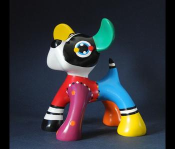Jacky Art Kunstobjekt  Junior, Hundestatue
