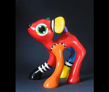 Jacky Art Colorido objeto de arte Jules de Ciervo - L
