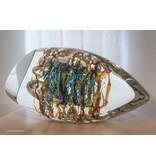 Ozzaro  Glasskulptur  Color Lines