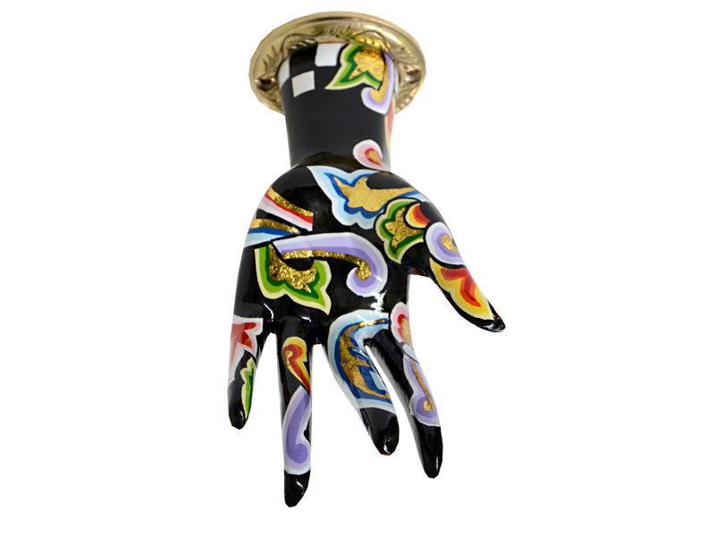 Toms Drag Hand black