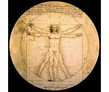 Mouseion Da Vinci paperweight