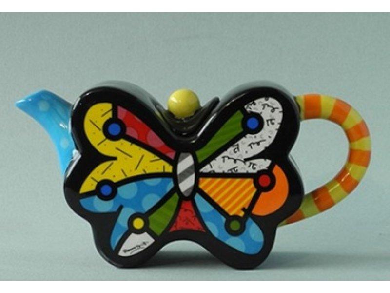 Britto Kaffeekanne, Teekanne mini Schmetterling