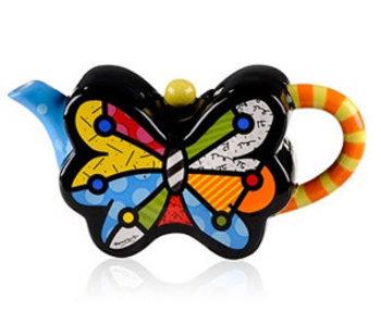 Britto Teapot mini Butterfly