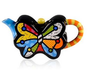 Britto Theepot mini  Butterfly
