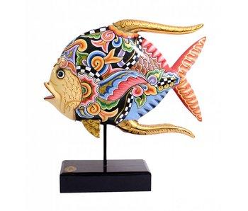 Toms Drag Fisch or Butterflyfish - L