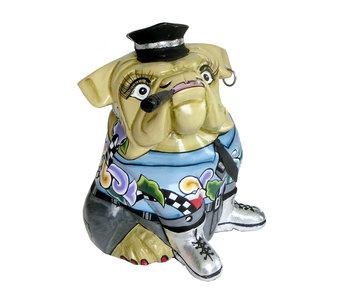 Toms Drag Hondenbeeldje sergeant Davis