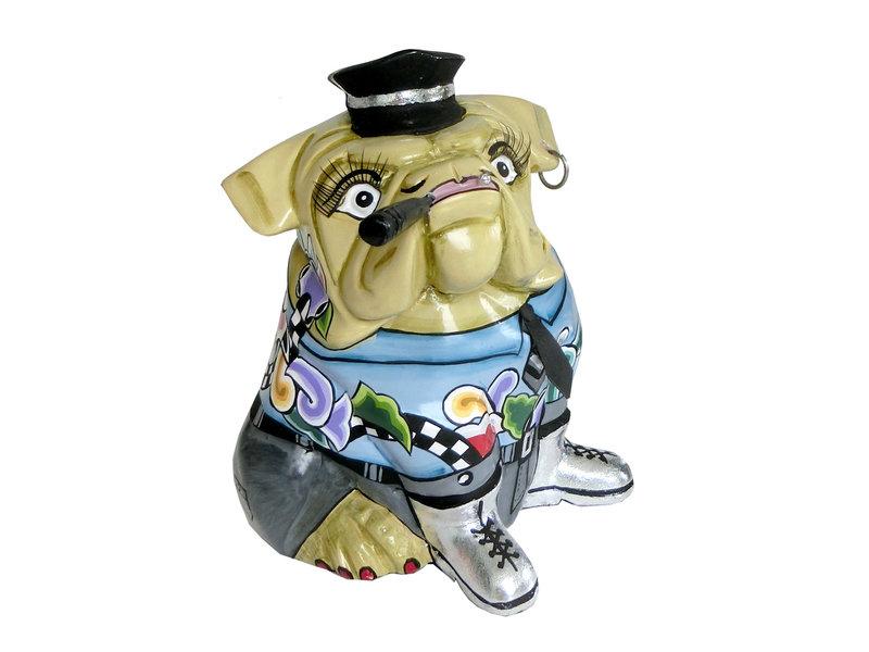 Toms Drag Hund  Sergeant Davis