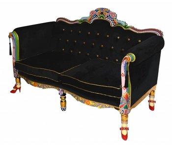 Toms Drag Sofá Versailles Negro