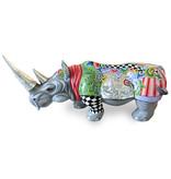 Toms Drag Rhino Statue Fernando XL
