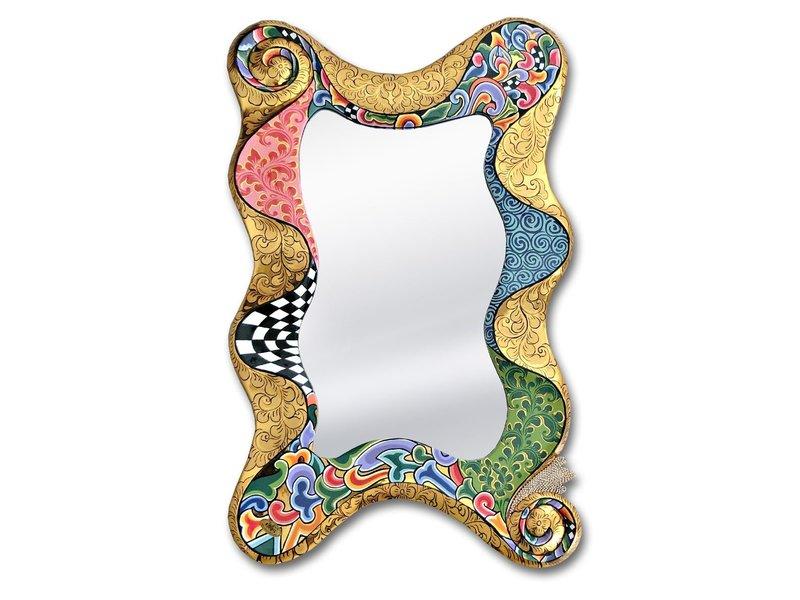 Toms Drag Mirror Mellow